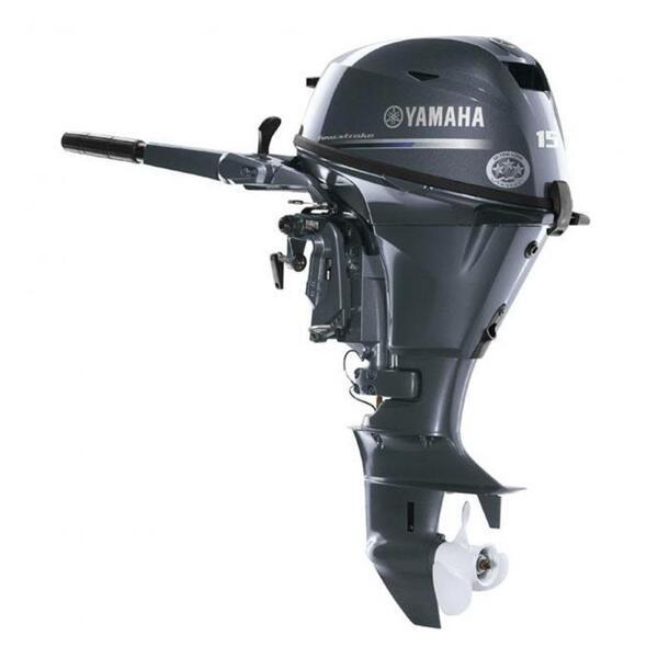 Извънбордов двигател Yamaha F 15 CMHS