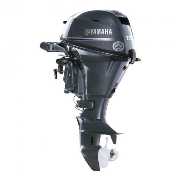 Извънбордов двигател Yamaha F 15 CES