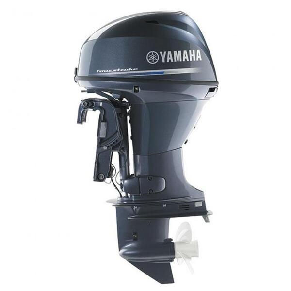 Извънбордов двигател Yamaha F 50 FETL