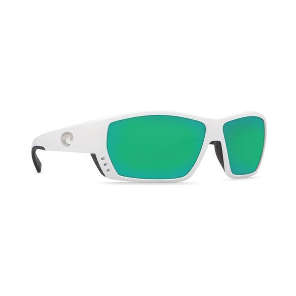 Очила Costa TUNA ALLEY White Green Mirror 580P