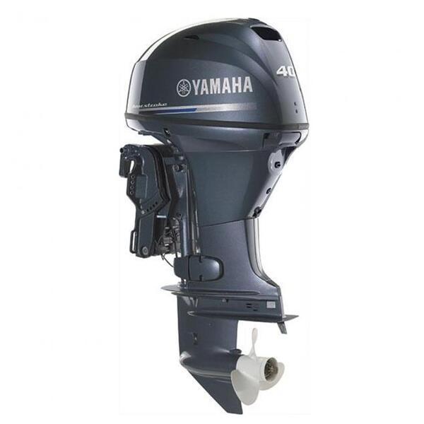 Извънбордов двигател Yamaha F 40 FETS