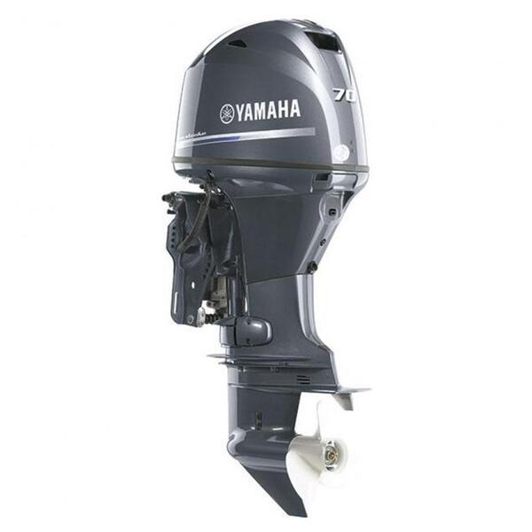 Извънбордов двигател Yamaha F 70 AETL