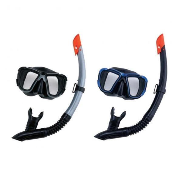 Комплект маска и шнорхел Bestway BLACKSEA 24021