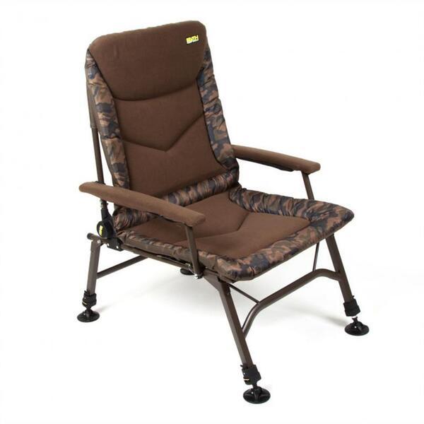Сгъваем стол FAITH Big Camo Chair