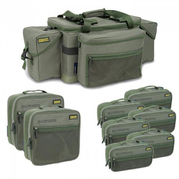 Комплект сак и чанти Shimano TRIBAL Compact System Carryall