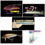 Воблер Duel HARDCORE X SURFACE CRANK 65F - 6.5см