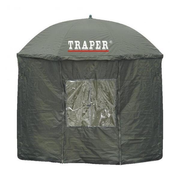 Чадър с тента Traper 360°-2.50m
