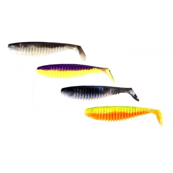 Силиконова рибка Berkley FLEX SLIM SHAD - 12.5см
