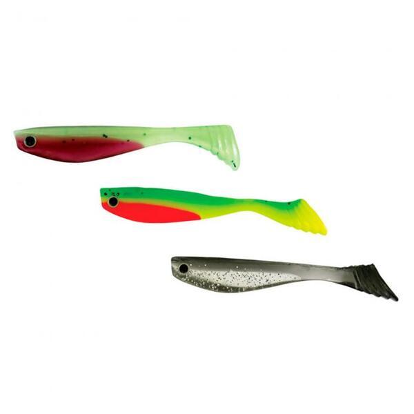 Силиконова рибка Rapture VIBRA SHAD - 6.4см