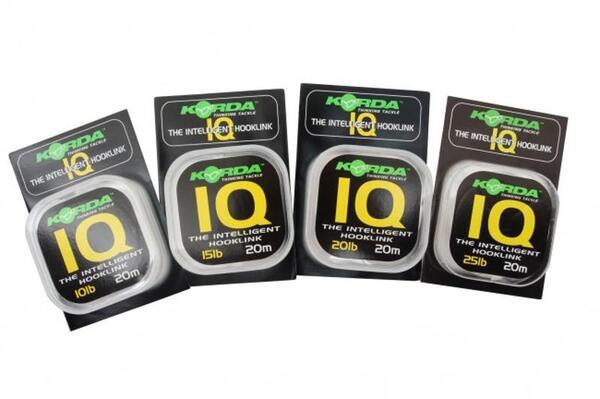 Флуорокарбоново влакно Korda IQ 20m