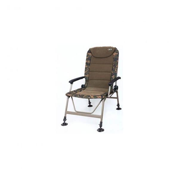 Сгъваем стол Fox R3 SERIES CAMO CHAIR