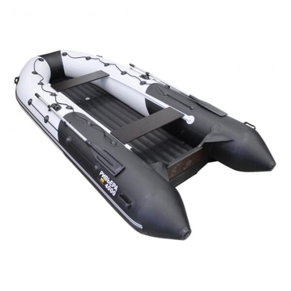 Моторна лодка Balkan Boat MLR 4000 A - Надуваемо дъно