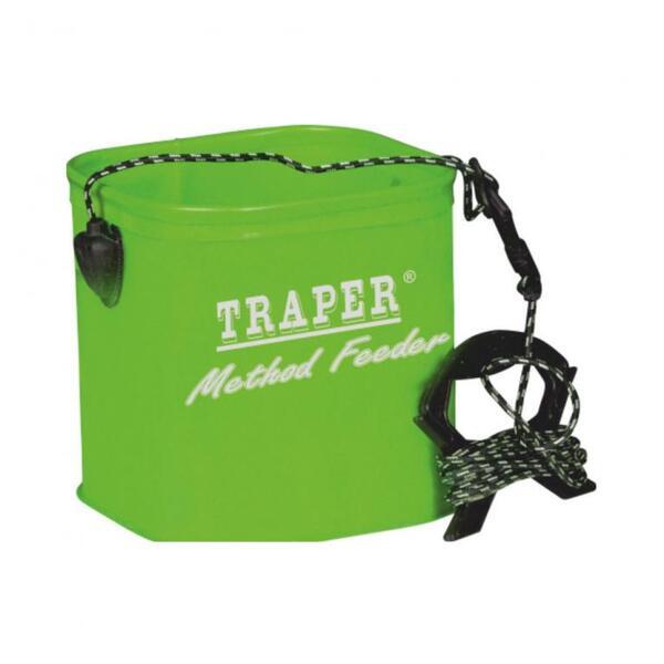 Сгъваема кофа за вода Traper MF PVC 5л