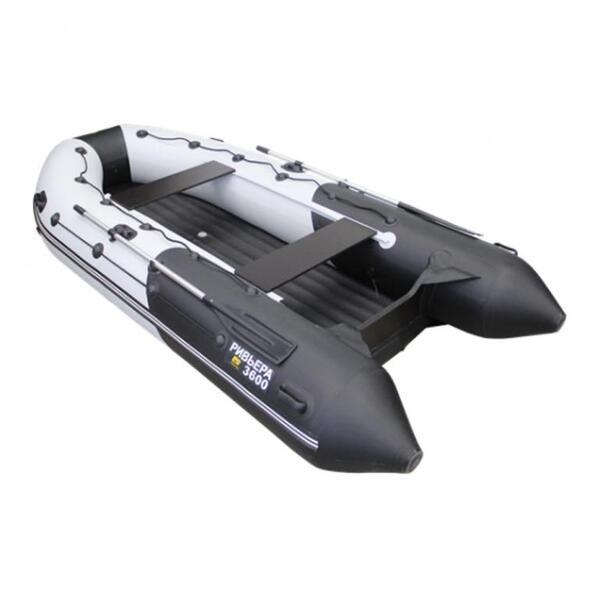 Моторна лодка Balkan Boat MLR 3600 A - Надуваемо дъно