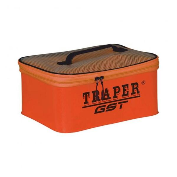 Футер за захранка с капак Traper GST PVC 36101