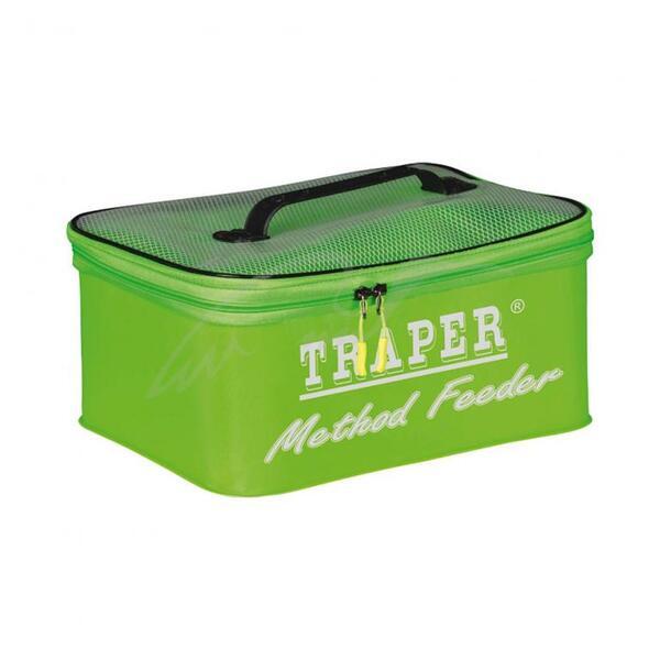 Футер за захранка с капак Traper MF PVC