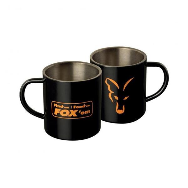 Чаша Fox STAINLESS BACK XL 400мл