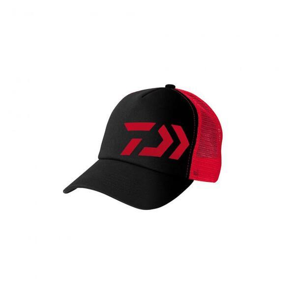 Бейзболна шапка Daiwa RED/BLACK