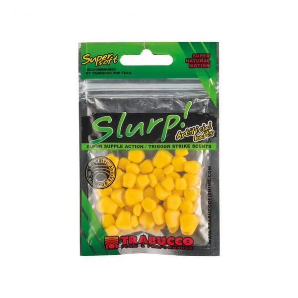 Изкуствена царевица Trabucco SLURP BAIT - жълта