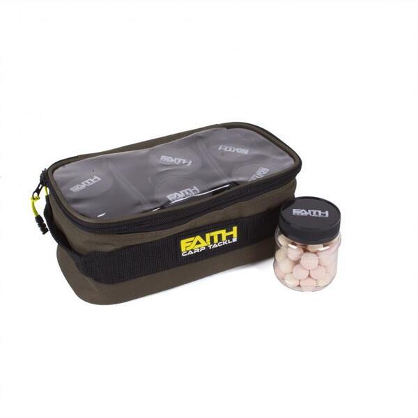 Чанта с бурканчета за топчета Faith POP-UP BAG