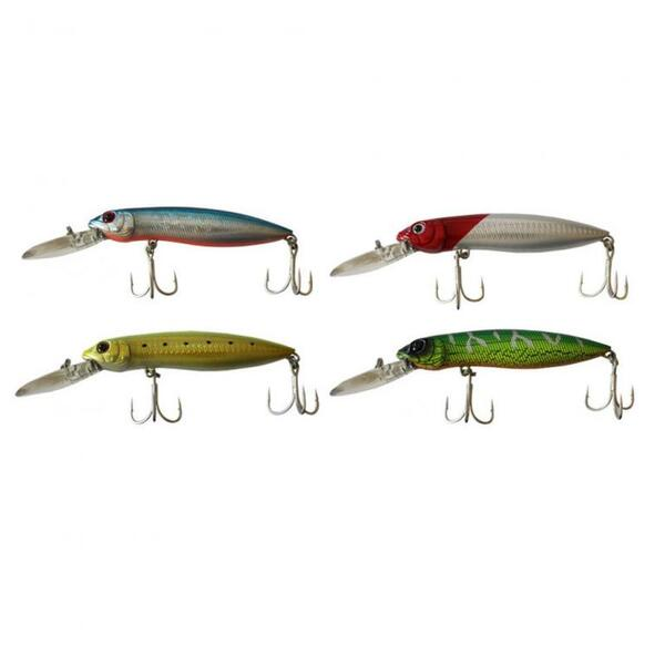 Воблер Sea Buzz PHANTOM Power Minnow 120F-DR