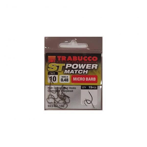 Куки Trabucco ST POWER MATCH