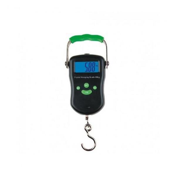 Дигитален кантар TRAPER 40кг + термометър