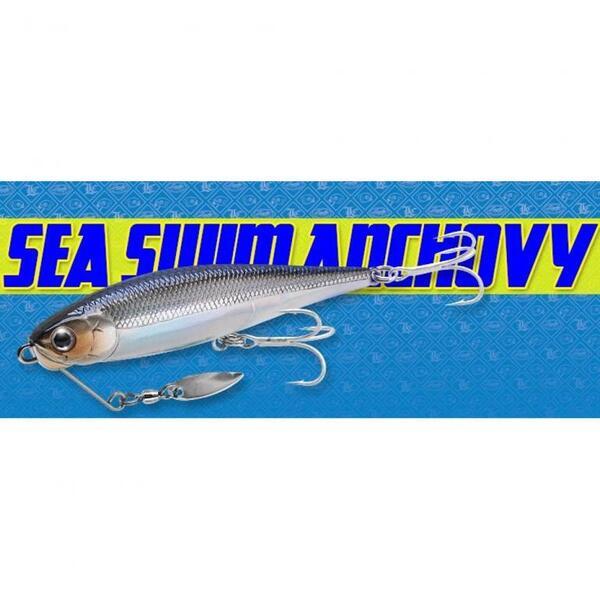 Воблер Lucky Craft SEA SWIM ANCHOVY - 8см