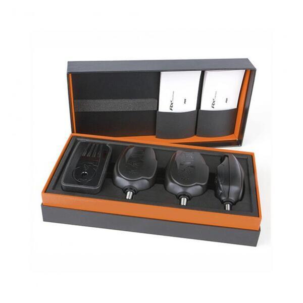 Комплект аларми Fox MICRON RX+ 3 ROD PRESENTATION SET