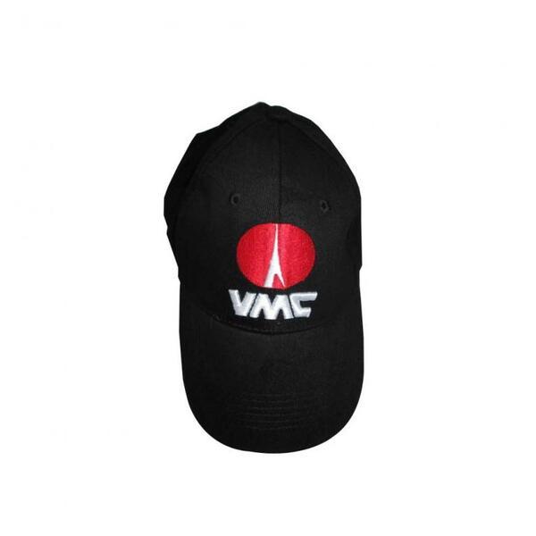 Бейзболна шапка VMC BLACK