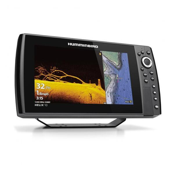 Сонар Humminbird HELIX 10 CHIRP MEGA SI+ GPS G3N