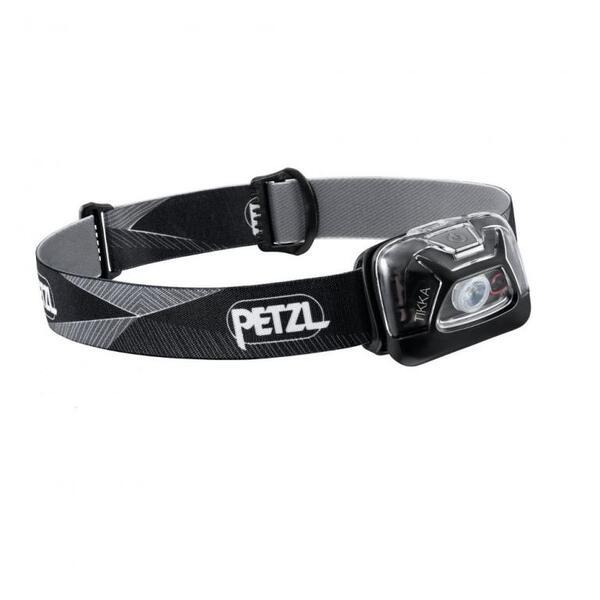 Челник Petzl TIKKA E93AAA - Black