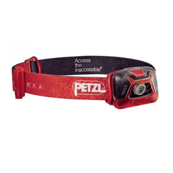 Челник Petzl TIKKA E93AAC - Red