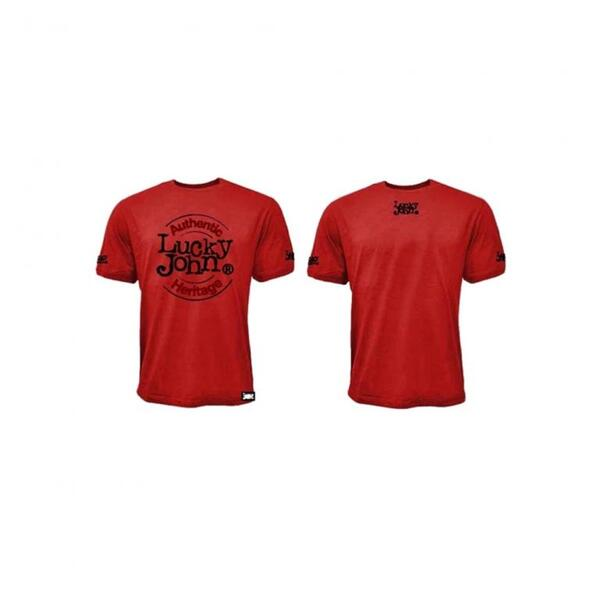 Тениска Lucky John AM-157