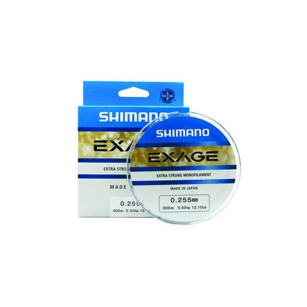 Монофилно влакно Shimano EXAGE - 300м