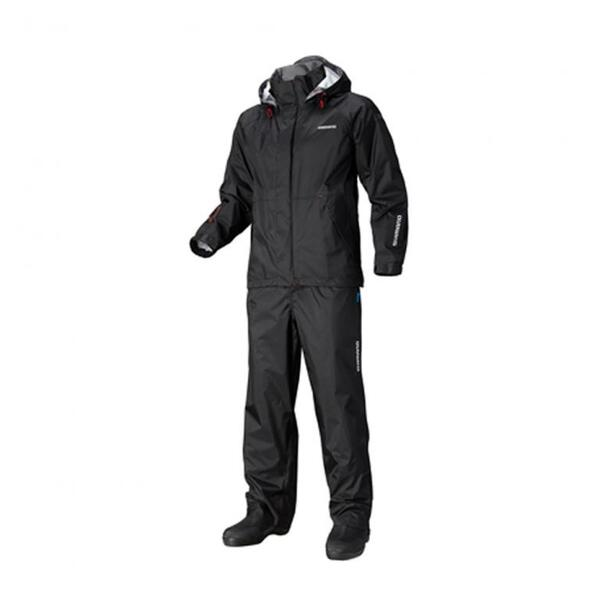 Комплект Shimano DRYSHIELD Basic Suit Black