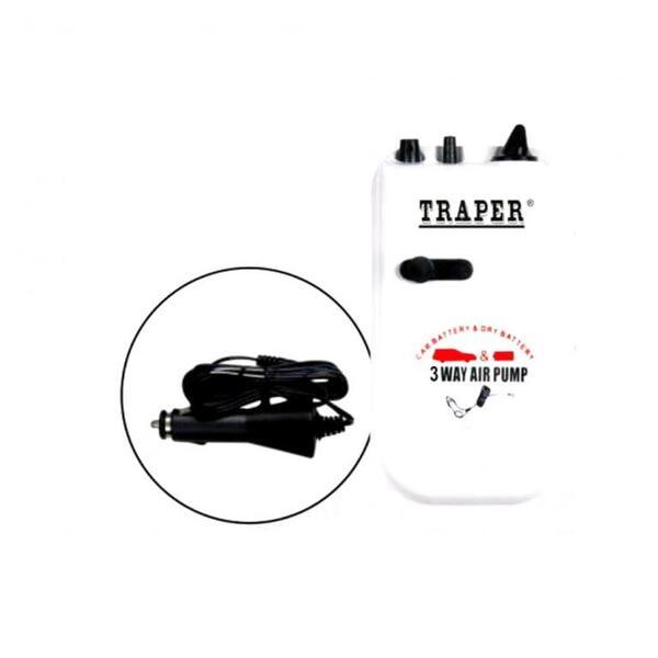 Помпа за рибки TRAPER 70015 със зарядно