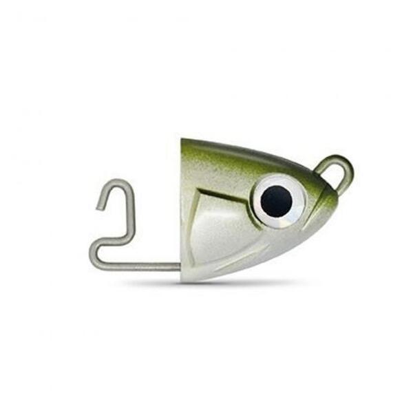 Джиг глави Fiiish BLACK MINNOW No5 Jig Head 15г - SHALLOW