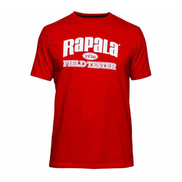 Тениска Rapala FIELD TESTER