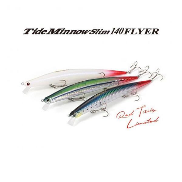 Воблер DUO TIDE MINNOW SLIM 140 FLYER RT - 14 cm
