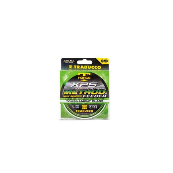 Монофилно влакно Trabucco T-FORCE XPS METHOD FEEDER - 150м