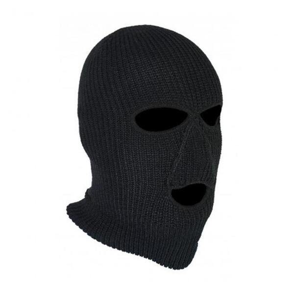 Маска Norfin KNITTED Black