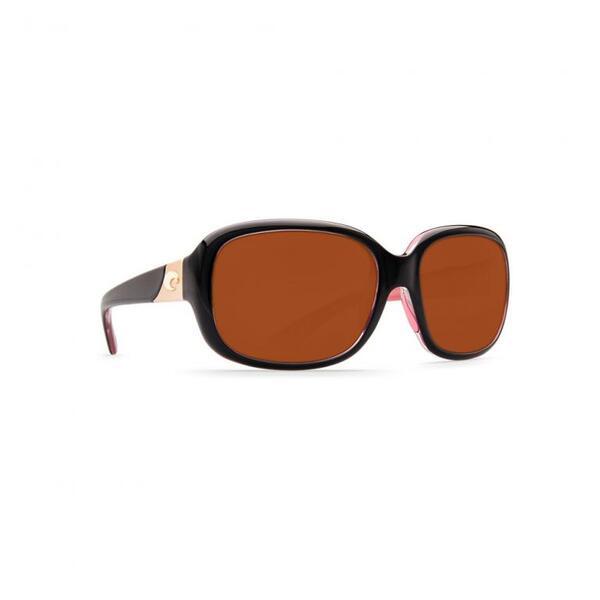 Очила Costa GANNET SHINY BLACK / HIBISCUS COPPER 580P