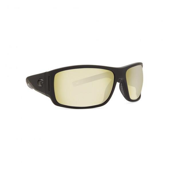 Очила Costa GAPE MATTE BLACK ULTRA / SUNRISE SILVER MIRROR 580