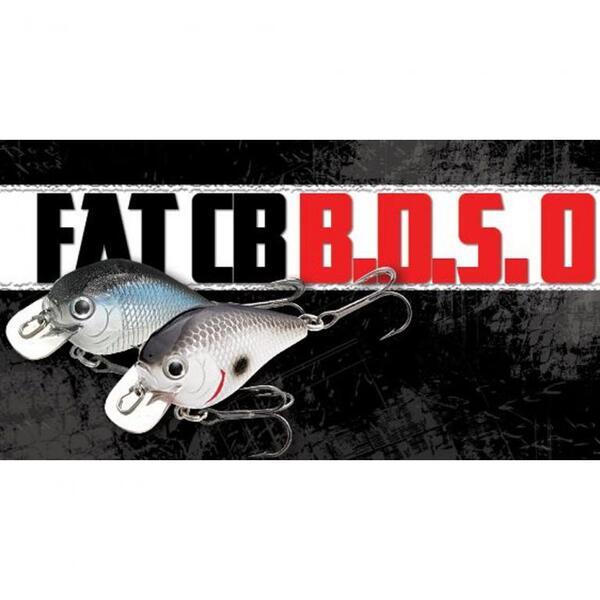 Воблер Lucky Craft FAT CB BDS0 - 4.4см