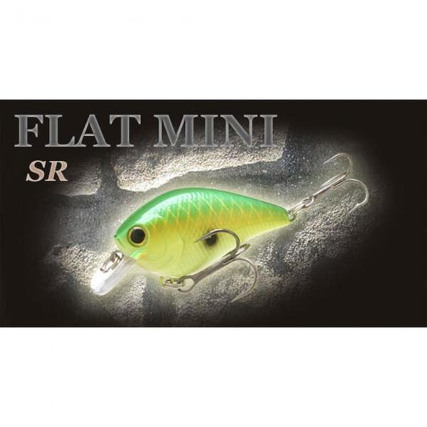 Воблер Lucky Craft FLAT MINI SR - 5см