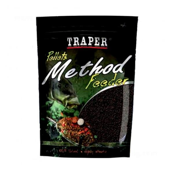 Пелети Traper METHOD FEEDER 2мм/500г