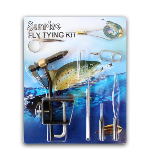Комплект за връзване на мухи Filstar 358180