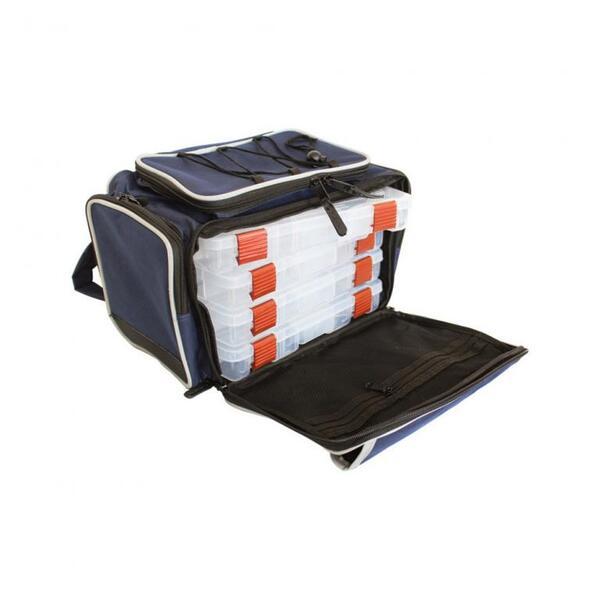 Спинингова чанта Filstar KK 20-9 -с 4 кутии