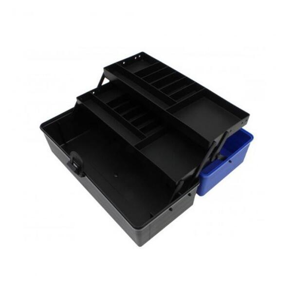 Куфарче 2 нива синьо - G2TP